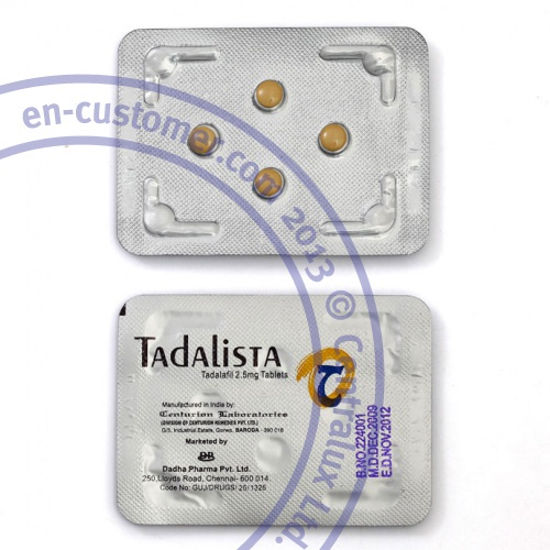 tadalista 5mg usa